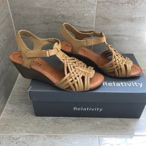 Relativity Re-Colson Wedge Sandal